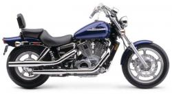 2002 Honda VT1100C Shadow Spirit
