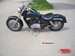 1999 Honda VT1100C2 Shadow