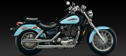 Honda VT1100C2 Shadow #4