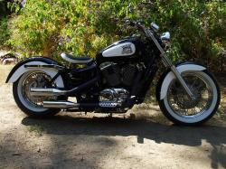Honda VT1100C2 Shadow #7