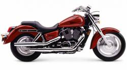 Honda VT1100C2 Shadow #8