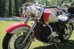 Honda VT1100C3 Shadow #10
