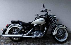 Honda VT1100C3 Shadow #8
