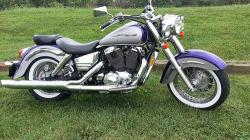 Honda VT1100C3 Shadow #9