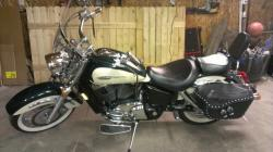 Honda VT1100C3 Shadow Aero 1998 #9