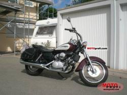 Honda VT125 Shadow 2003 #2