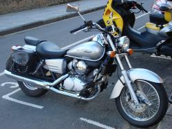 Honda VT125 Shadow 2003 #4
