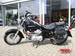 Honda VT125C Shadow 2007 #10