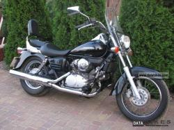 Honda VT125C Shadow 2007 #13