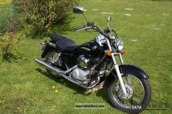 Honda VT125C Shadow 2007 #9