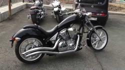 Honda VT1300CR ABS 2011 #5