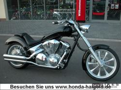 Honda VT1300CR ABS 2011 #7