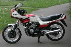 Honda VT500E (reduced effect) #12
