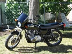 Honda VT500E (reduced effect) 1986 #9
