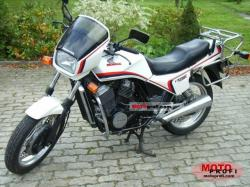Honda VT500E (reduced effect) 1986 #5