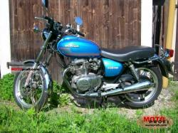 Honda VT500E (reduced effect) 1987 #11