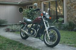 Honda VT500E (reduced effect) 1987 #12