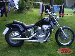 Honda VT600C (reduced effect) #7