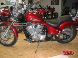 Honda VT600C Shadow 1997 #14