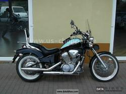 Honda VT600C Shadow 1997 #3