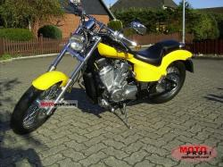Honda VT600C Shadow 1997 #4