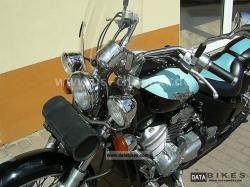 Honda VT600C Shadow 1997 #8
