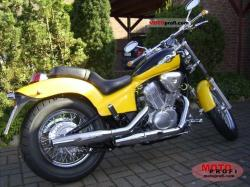 Honda VT600C Shadow 1997 #9