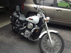 Honda VT750C2 Shadow 2001 #6