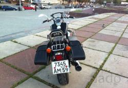 Honda VT750C3 DC Black Widow 2001 #4