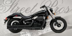 Honda VTX1800Retro Cast 2004 #9