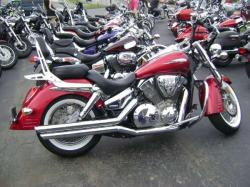 Honda VTX1800Retro Cast 2004 #12