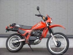 Honda XL350R (reduced effect) 1987