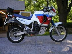 Honda XL600V Transalp (reduced effect) 1990 #9