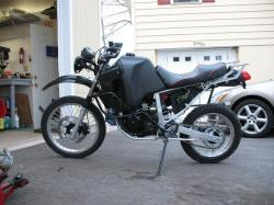 Honda XL600V Transalp (reduced effect) 1990 #12