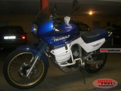 Honda XL600V Transalp (reduced effect) 1990 #2