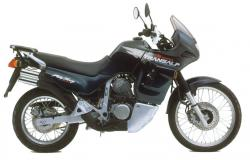 Honda XL600V Transalp (reduced effect) 1990 #4