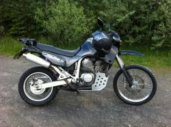 Honda XL600V Transalp (reduced effect) 1990 #8