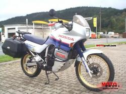 Honda XL600V Transalp (reduced effect) 1991