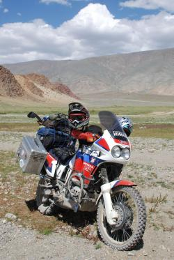 Honda XRV750 Africa Twin (reduced effect) #10