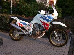 Honda XRV750 Africa Twin (reduced effect) 1990 #13