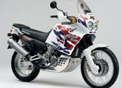 Honda XRV750 Africa Twin (reduced effect) 1990 #4