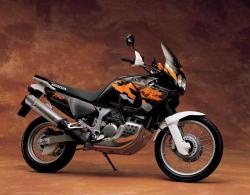 Honda XRV750 Africa Twin (reduced effect) 1990 #5