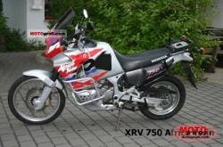 Honda XRV750 Africa Twin (reduced effect) #5