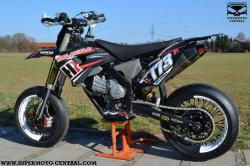 Husaberg Super motard #12