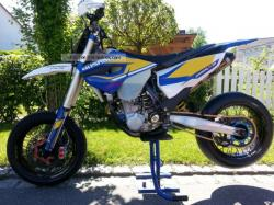 Husaberg Super motard #6