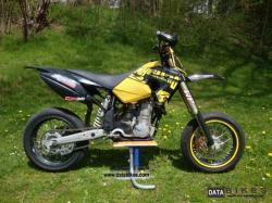 Husaberg Super motard #7