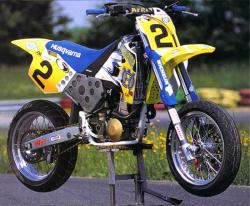 Husqvarna Super motard #9