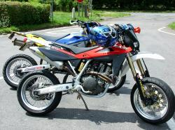 Husqvarna Super motard #7