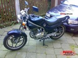 2004 Hyosung GF 125 Speed