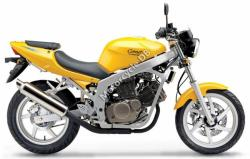Hyosung GF 125 Speed #3